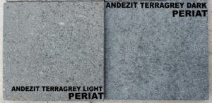 Placaj andezit Terragrey Light vs Dark periat