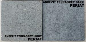 Placaj andezit Terragrey Light vs Dark periat