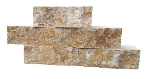 Scapitat rustic Vistea | Piatra naturala - scoarta, crusta calcar Vistea pentru placari soclu, gard, perete, etc. Latime fixa, lungimi si grosimi variabile. Pret de producator !
