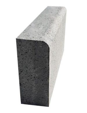 Borduri mici andezit , Terragrey Light, LLx15x6 cm, bizot