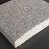 Capac de gard granit Terrabianco coama semirotund