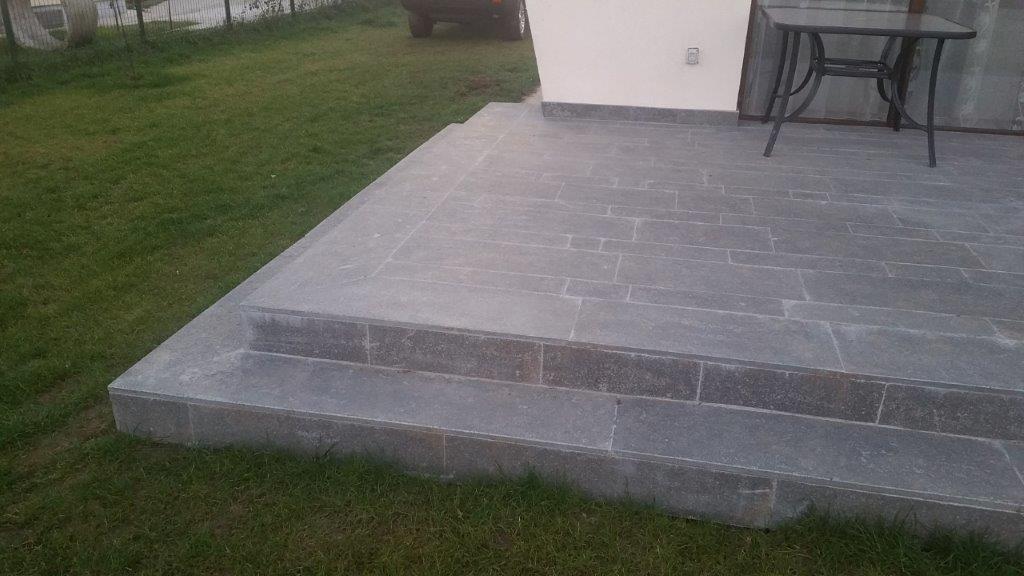 Placare terasa cu andezit Terragrey Light Fiamat (7)